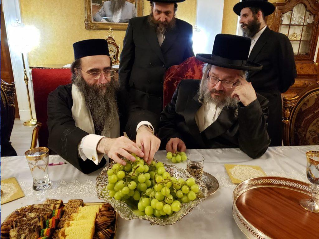 Biala Rebbe Israel